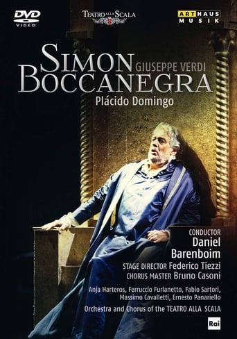 Poster of Verdi Simon Boccanegra