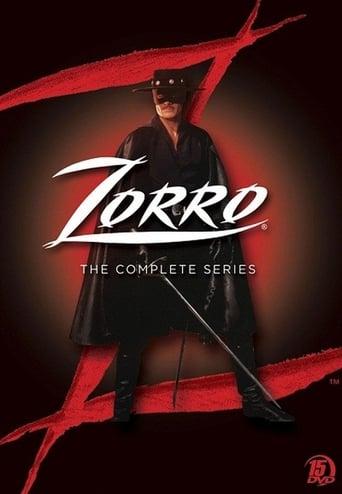 Zorro 1ª Temporada - Poster