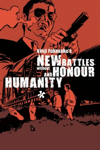 Poster of New Battles Without Honor and Humanity 1