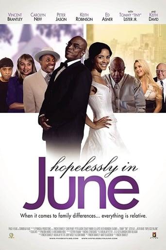 Poster of Hopelessly in June