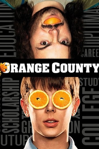 Poster of Orange County
