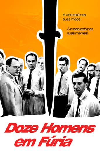 12 Homens e uma Sentença - Poster