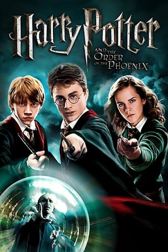Poster of Harry Potter and the Order of the Phoenix