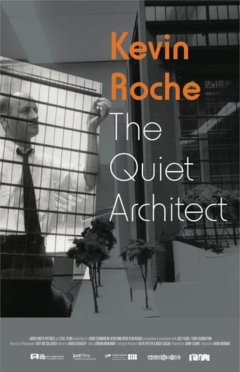 Kevin: Roche The Quiet Architect Movie Poster