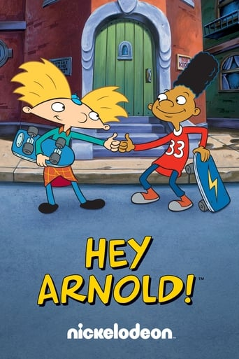 Poster Hey Arnold!