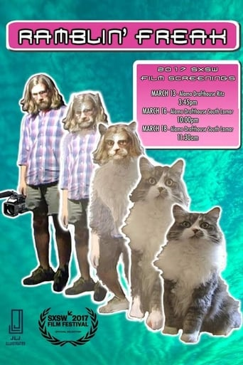 Ramblin' Freak Movie Poster
