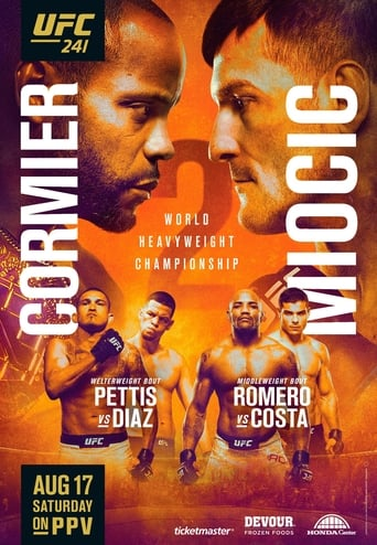 UFC 241: Cormier vs. Miocic 2 Yify Movies
