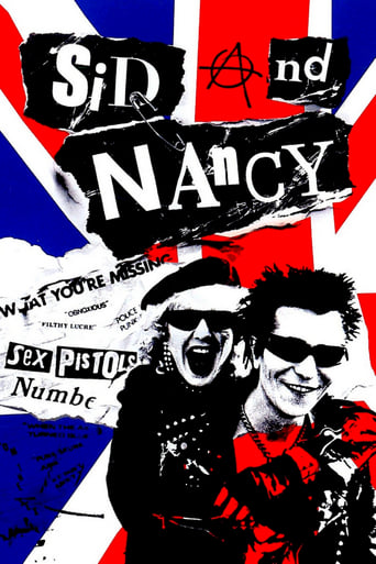 Poster of Sid y Nancy