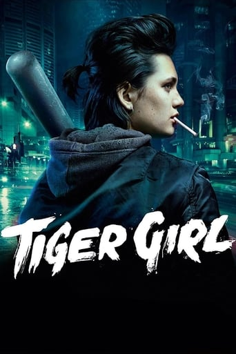 Poster of Tiger Girl