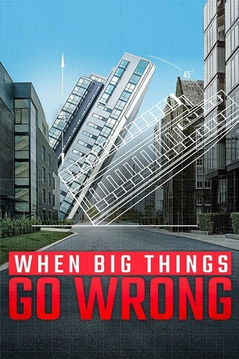 Poster When Big Things Go Wrong