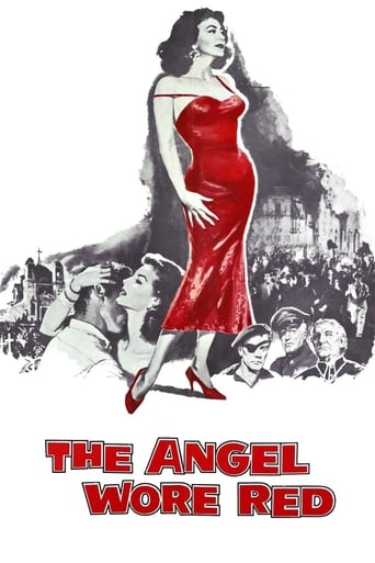 Poster of The Angel Wore Red