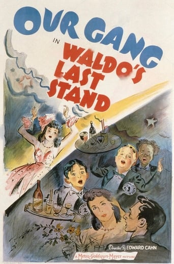 Poster of Waldo's Last Stand