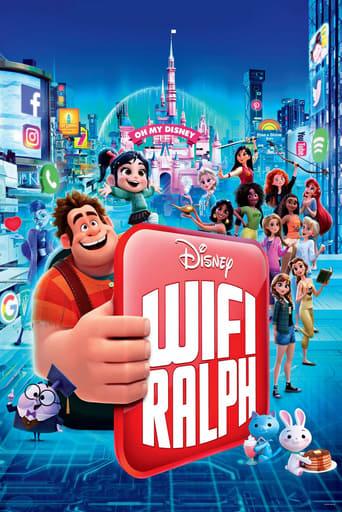 WiFi Ralph: Quebrando a Internet - Poster