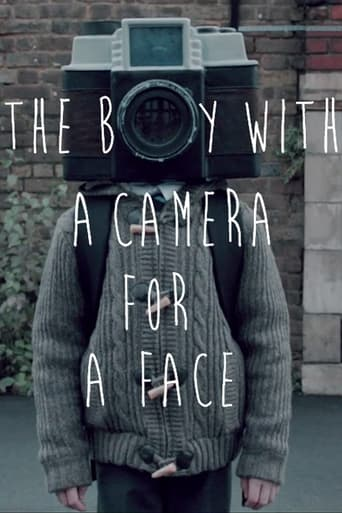 Poster of The Boy with a Camera for a Face