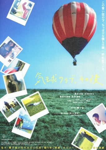 Poster of Balloon Club, Afterwards