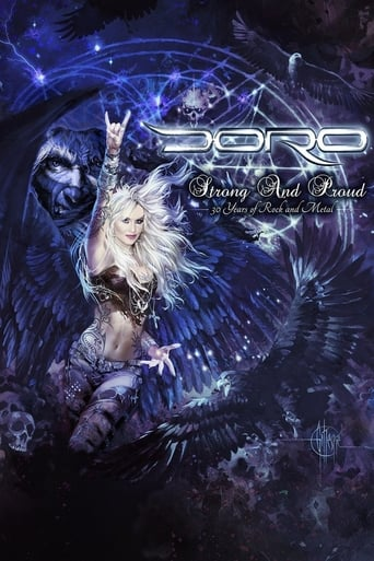 Poster of Doro - Strong and Proud