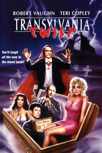 Poster of Transylvania Twist