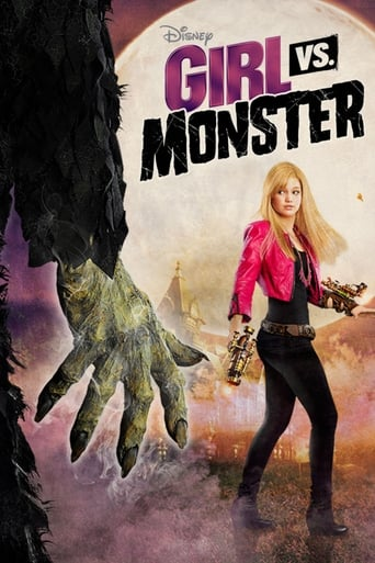 Poster of Girl vs. Monster