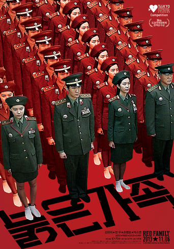 Poster of Red Family