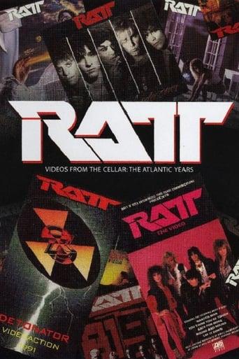 Poster of Ratt:  Videos From The Cellar
