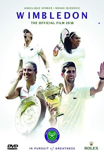Poster of Wimbledon 2018: Official Film Review