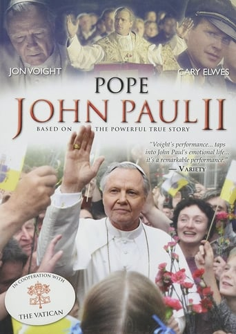Poster of Juan Pablo II