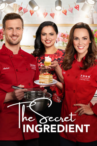 The Secret Ingredient Poster