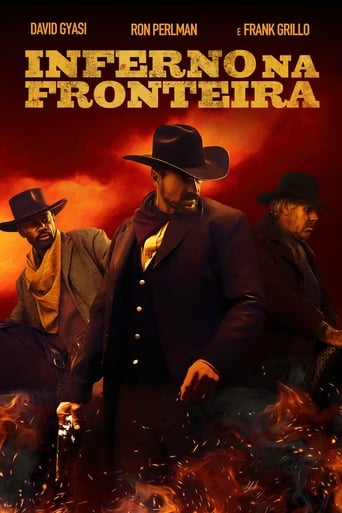 Inferno na Fronteira - Poster