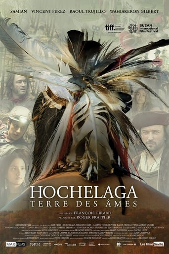 Poster of Hochelaga, Land of Souls