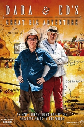 Poster of Dara and Ed's Great Big Adventure