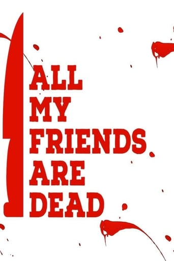 All My Friends Are Dead image