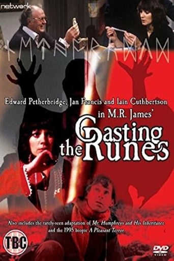 Poster of Casting the Runes