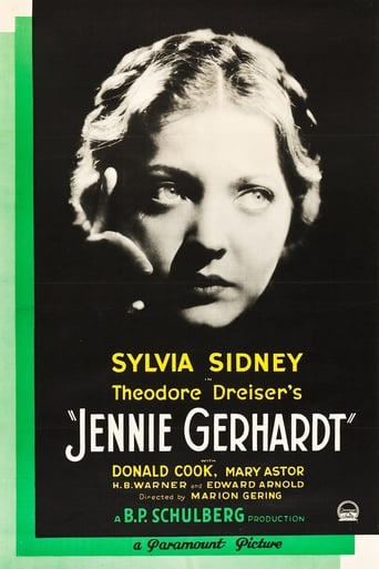 Poster of Jennie Gerhardt