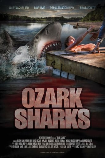 Poster of Ozark Sharks fragman