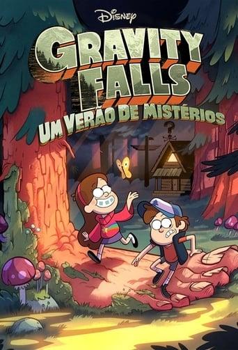 Poster of Gravity Falls: Um Verão de Mistérios