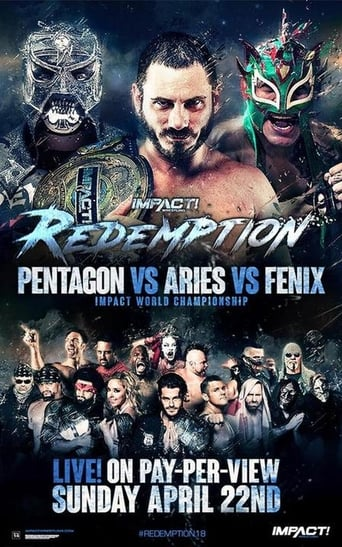 Poster of iMPACT Wrestling: Redemption