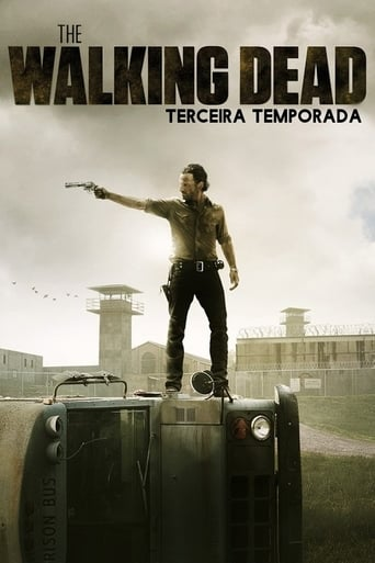 The Walking Dead 3ª Temporada - Poster