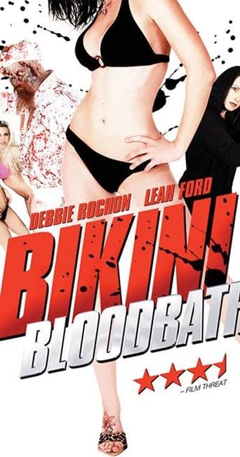 Poster of Bikini Bloodbath