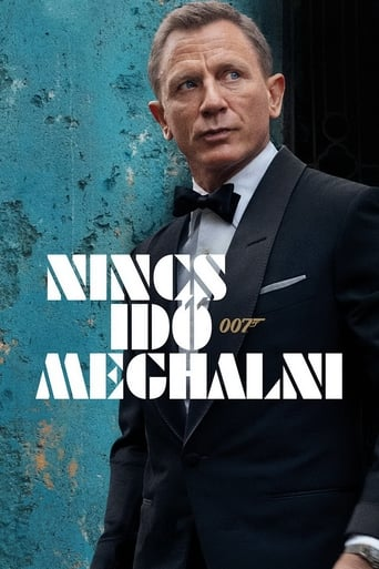 007 - Nincs idő meghalni