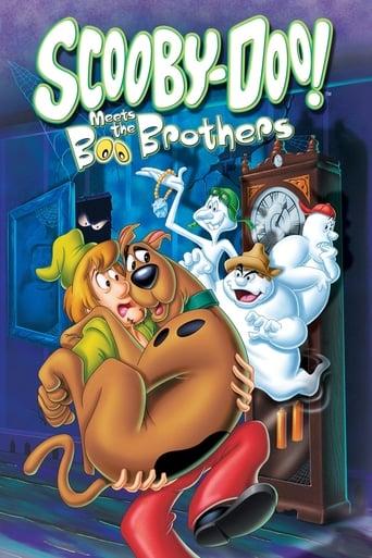 Scooby-Doo e os Irmãos do Pavor - Poster