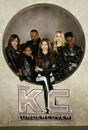 K.C. Undercover Poster