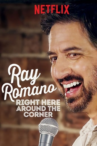 Poster of Ray Romano: Right Here, Around the Corner