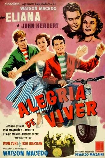 Poster of Alegria de Viver