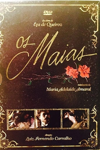 Poster of Os Maias