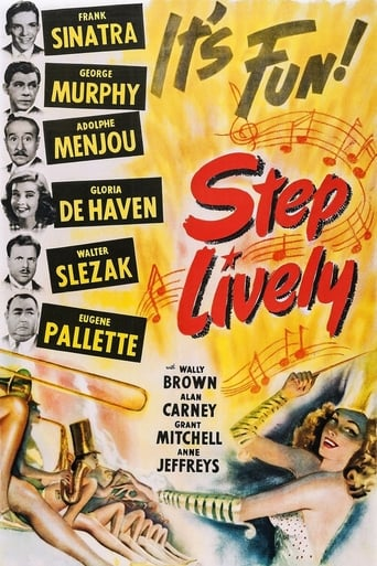 Poster of Step Lively