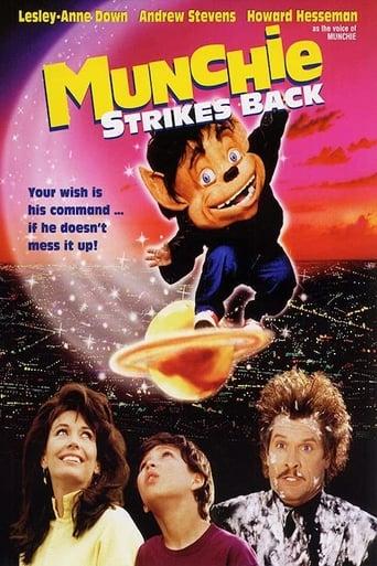 Poster of Munchie Strikes Back