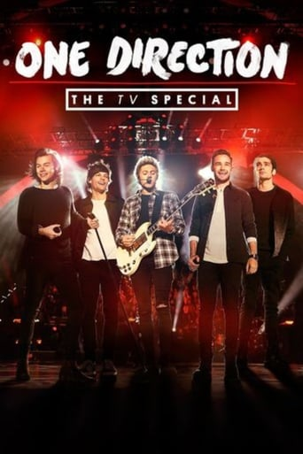 Poster of One Direction: The TV Special