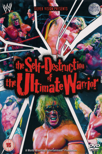 Poster of WWE: The Self Destruction of the Ultimate Warrior