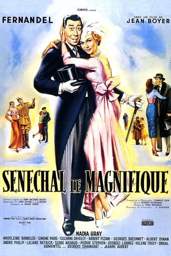 Poster of Sénéchal the Magnificent