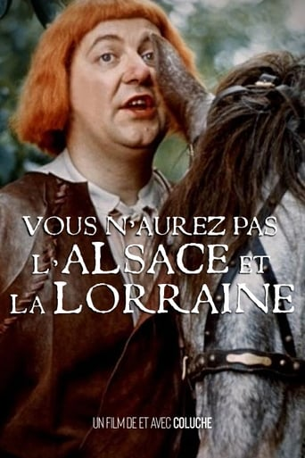 Poster of You Won't Have Alsace-Lorraine
